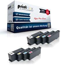8 x alternativo Cartucce di Inchiostro per Lexmark 100XL tintenbehälter-office