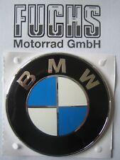 ORIGINAL BMW MOTORRAD EMBLEM 70mm F800GS 2008-12 F800S F800ST TANK FAIRING BADGE