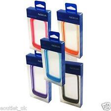 Original Nokia cc-1039 Suave Transparente Funda Nokia Lumia 610 5 Colours NUEVO