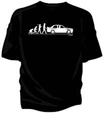 Evolution of Man, BMW M3 E30  t-shirt