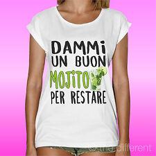 women's T-Shirt Dammi Un Merry Mojito Gift Idea