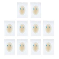 Blasenpflaster, 10 Stück, verschiedene Größen in einer Packung