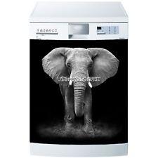 Stickers lave vaisselle ou magnet Eléphant 5510