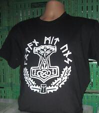 T Shirt Mjolnir Viking Hammer Design