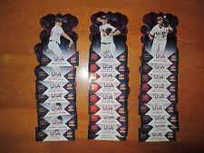 2015 Panini USA Baseball Box Set Crown Royale RED PARALLEL Pick Your Player /50