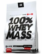 Mass Gainer - BLADE Series - Whey Mass - Masse- Gainer -  3000g