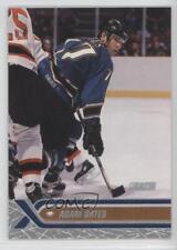2000-01 Topps Stadium Club #168 Adam Oates Washington Capitals Hockey Card