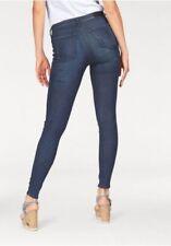 REPLAY Touch Skinny High Waist Jeans W28 L30 NEU Damen Hose Stretch Blue Denim