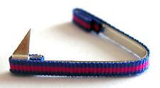 Barrette rappel ruban boutonnière médaille des services militaires volontaires.