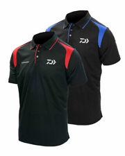 Trabucco Dry Tec fishing polo shirt Super soft and lightweight .GNTand XPS logo