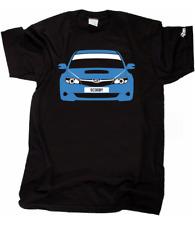 Custom HTees T-Shirt-Subaru Impreza 3rd Gen (2008 -), Pick Voiture Couleur & Plaque