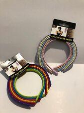 6Pcs Headband Fashion Kids Hair Accessories for Girls 6 Colours