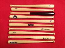 ** 1964-GI JOE CANADA-2018 ** New MLB Baseball Bats Yankees Phillies Slugger