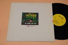 COLLAGE LP DI TUTTO UN PO ORIG ITALY BEAT TOP NM ! MAI SUONATO !!