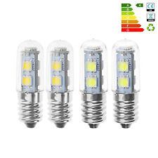 2 x E14 Mini LED Light Bulb White For Range Hood Refrigerator Cooker Replacement
