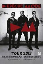 187871 Depeche Mode Tour (2013) Delta Machine Album Wall Print Poster Affiche