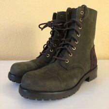 NIB Ugg Australia Kilmer Boots Military Water Resistant SLA Green WOMENS Sz 6-10