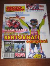 MOTOSPRINT 1999/19 VALENTINO ROSSI KAWASAKI ZR-7