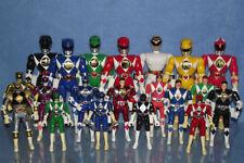 Power Rangers Mighty morhin y Zeo selección de figuras elige tu Ranger