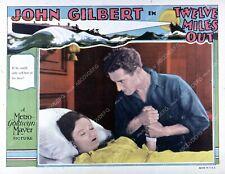 35m-2376 Joan Crawford John Gilbert silent film Twelve Miles Out 35m-2376 35m-23
