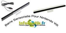 BARRE CAPTEUR INFRAROUGE SANS FIL ou FILAIRE  POUR NINTENDO Wii, WiiU™