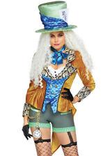 Ladies Leg Avenue Classic Mad Hatter Costume