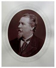1878 Original Photograph - FREDERICK GOODALL - Eminent English Artist