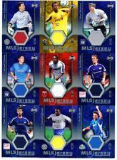 """""""COMPLETE 18 CARD JERSEY SET"""" UD MLS SOCCER 2005"""