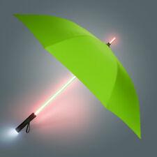 7 Color LED Transparent Umbrella Star Wars Blade Runner Light Saber Flashlight