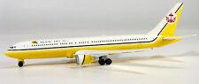 Herpa Wings 1:500 Royal Brunei Boeing 767-300 id 502726 version 3 released 1997