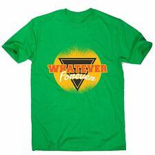 Whatever forever retro - men's funny premium t-shirt