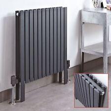 """SOCLE"" double anthracite Plancher permanent Designer RADIATORS haute BTU (4 tailles)"