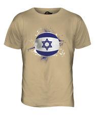 Israel fútbol para hombres Camiseta Camiseta Top Copa Giftworld Sport
