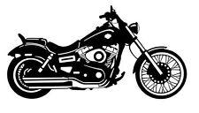 HARLEY-Davidson Dyna Wide Glide (2012) ADESIVI