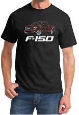 2015-18 Ford F150 F-150 Pickup Truck Neon Design Tshirt NEW FREE SHIP