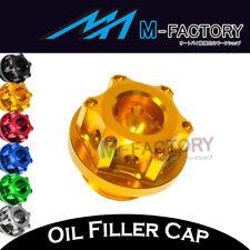 CNC Billet Rudder Oil Filler Cap Plug Fit YAMAHA YZ125 1997-2017 97 98 99 00 01