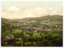 GRANDE VECCHIA FOTOGRAFIA/FOTO DI Ambleside, Lake District, Inghilterra SUPERBO