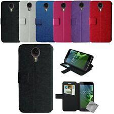 Housse etui coque pochette portefeuille pour Acer Liquid Z6 Plus + film ecran