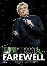 Barry Manilow - First  Farewell (DVD, 2006, 2-Disc Set)