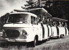 Ansichtskarte: Barkas B1000 Aussichtswagen Express 800, DDR-Oldtimer