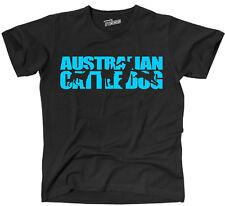THS t-shirt perros perro Australian cattle Dog perros Sport agility siviwonder