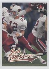 2004 Fleer Ultra #131 Josh McCown Arizona Cardinals Football Card