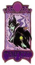 Disney Auctions Art Nouveau Maleficent #2 LE Pin