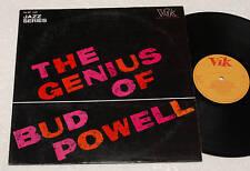 BUD POWELL:LP-THE GENIUS-1°PRESS ITAL '70 MONO EX