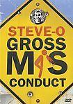 Steve-O: Gross Misconduct DVD