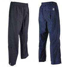 New Zero Restriction Waterproof Packable Rain Pants Black or Navy Style #0194 CS