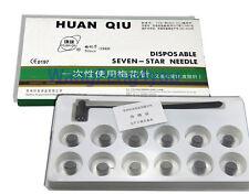 HUANQIU 7-Star Pipe Plum Blossom Bullet Dermal Seven Star Needle 12 heads
