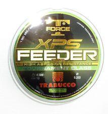Trabucco T-Force XPS Feeder plus cuerda - 150 metros 0,20mm/0, 22mm/0, 25mm/0, 30mm