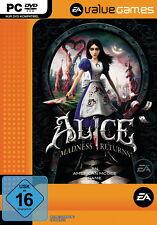 Alice: Madness returns-allemand dans DVD original Housse