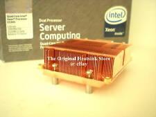 Original Intel 1U Server Copper Heatsink, for Xeon 5XXX Series Socket 771 - New